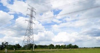 Budowa nowej sieci elektrycznej w Hołdycach